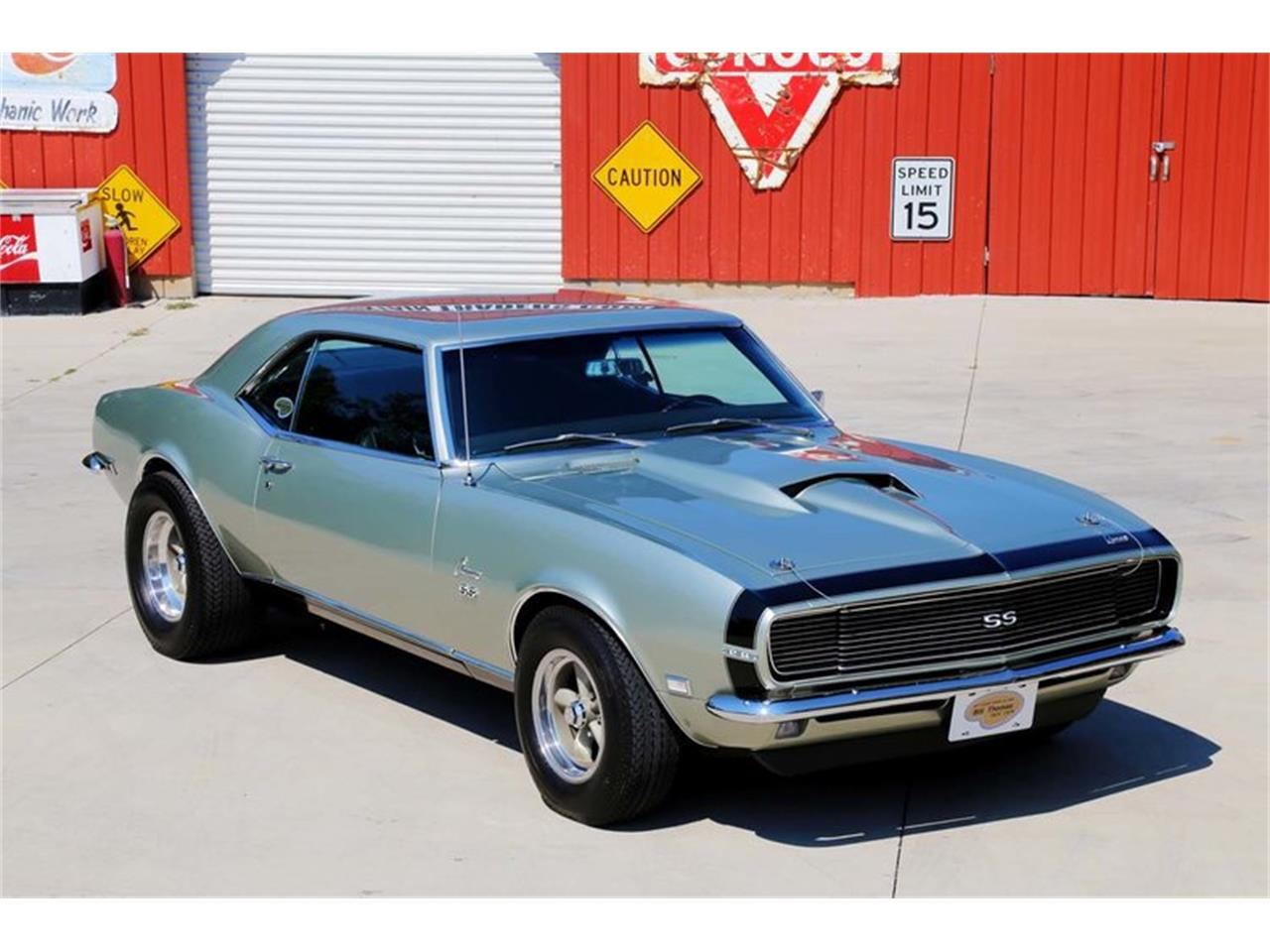 Large Picture of 1968 Chevrolet Camaro located in Lenoir City Tennessee - $174,995.00 Offered by Smoky Mountain Traders - N6SC