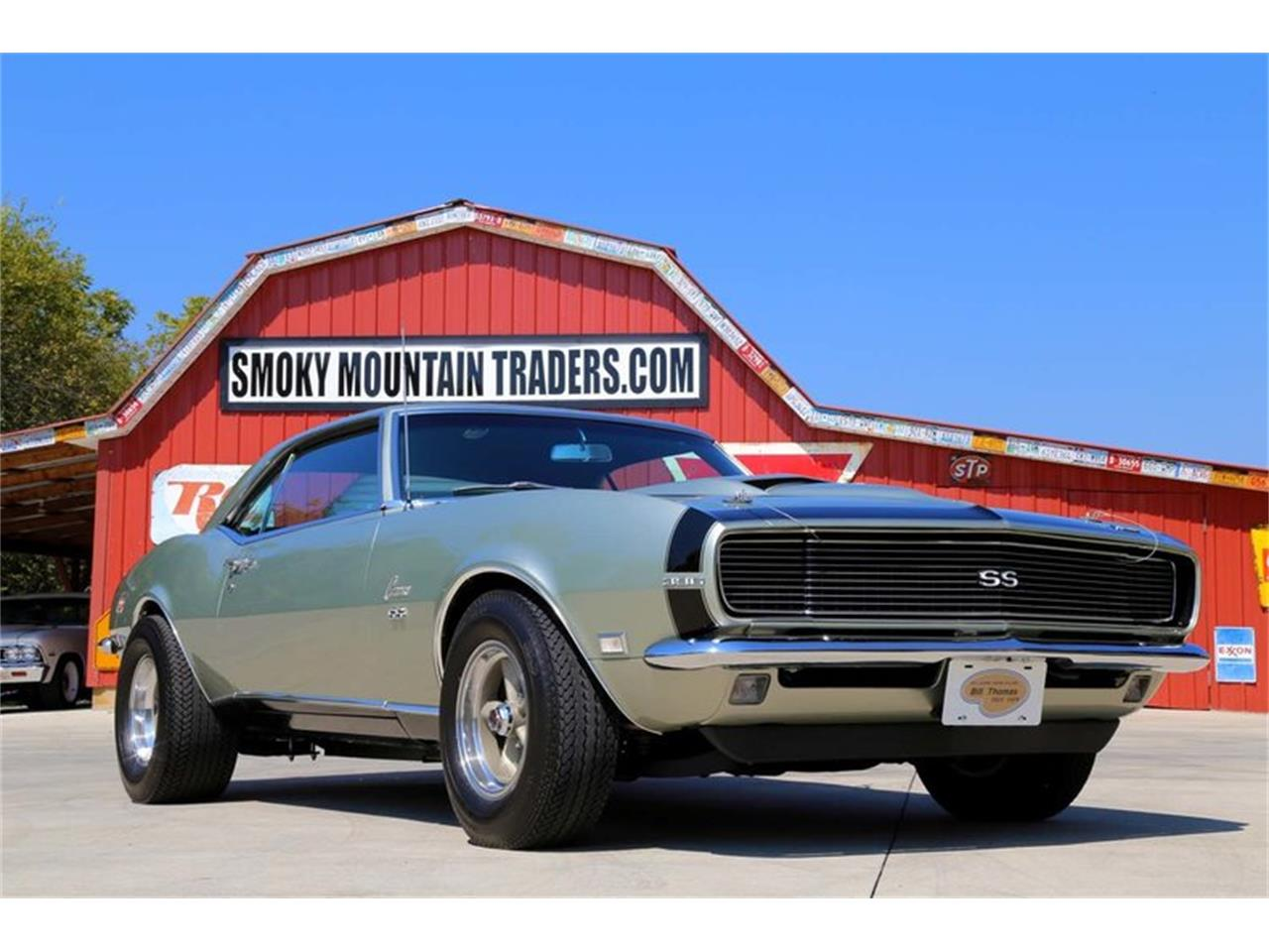 Large Picture of Classic '68 Chevrolet Camaro located in Tennessee Offered by Smoky Mountain Traders - N6SC