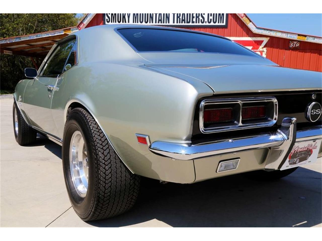 Large Picture of Classic '68 Chevrolet Camaro located in Lenoir City Tennessee - N6SC