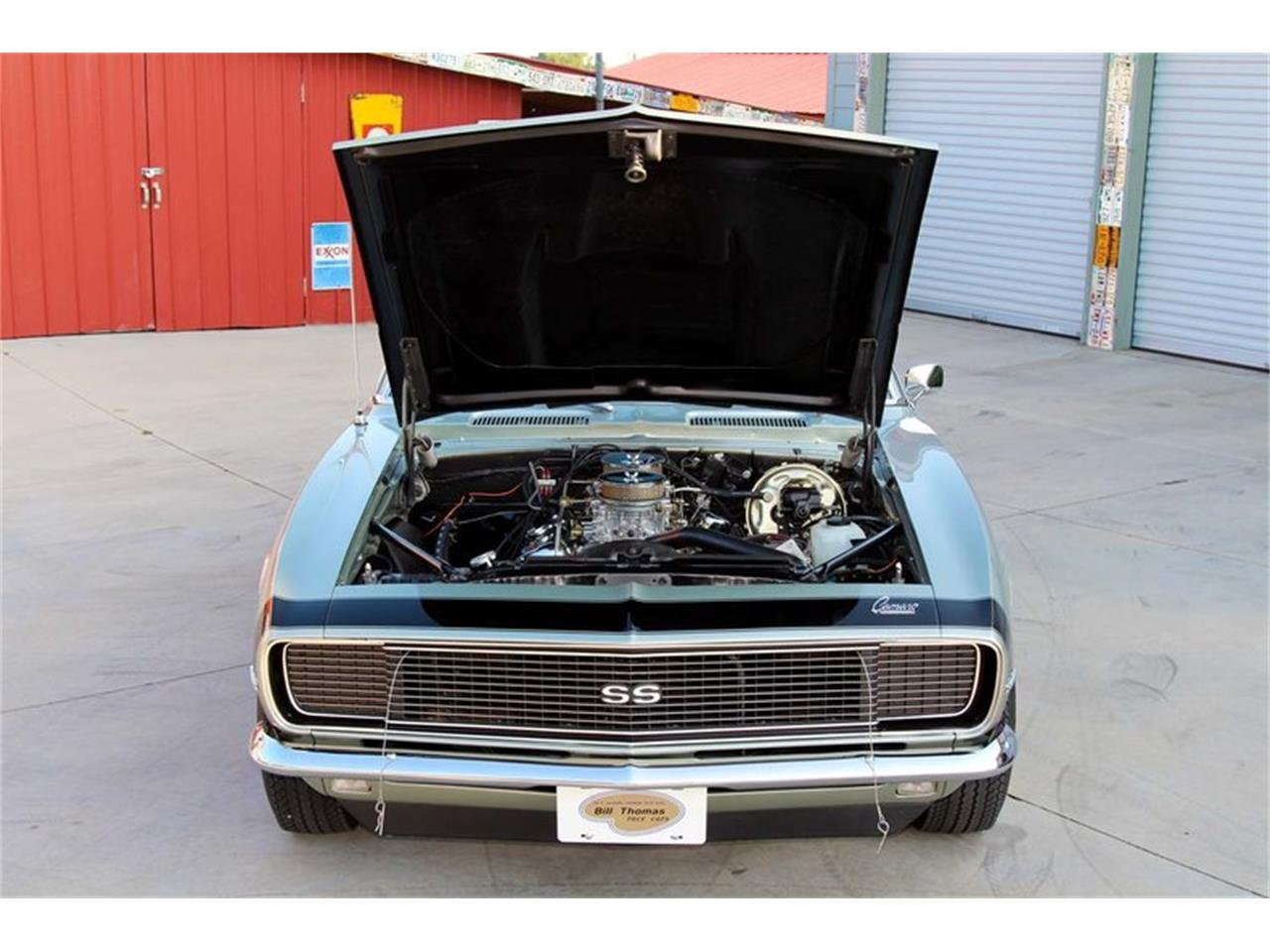 Large Picture of 1968 Chevrolet Camaro located in Tennessee - $174,995.00 - N6SC