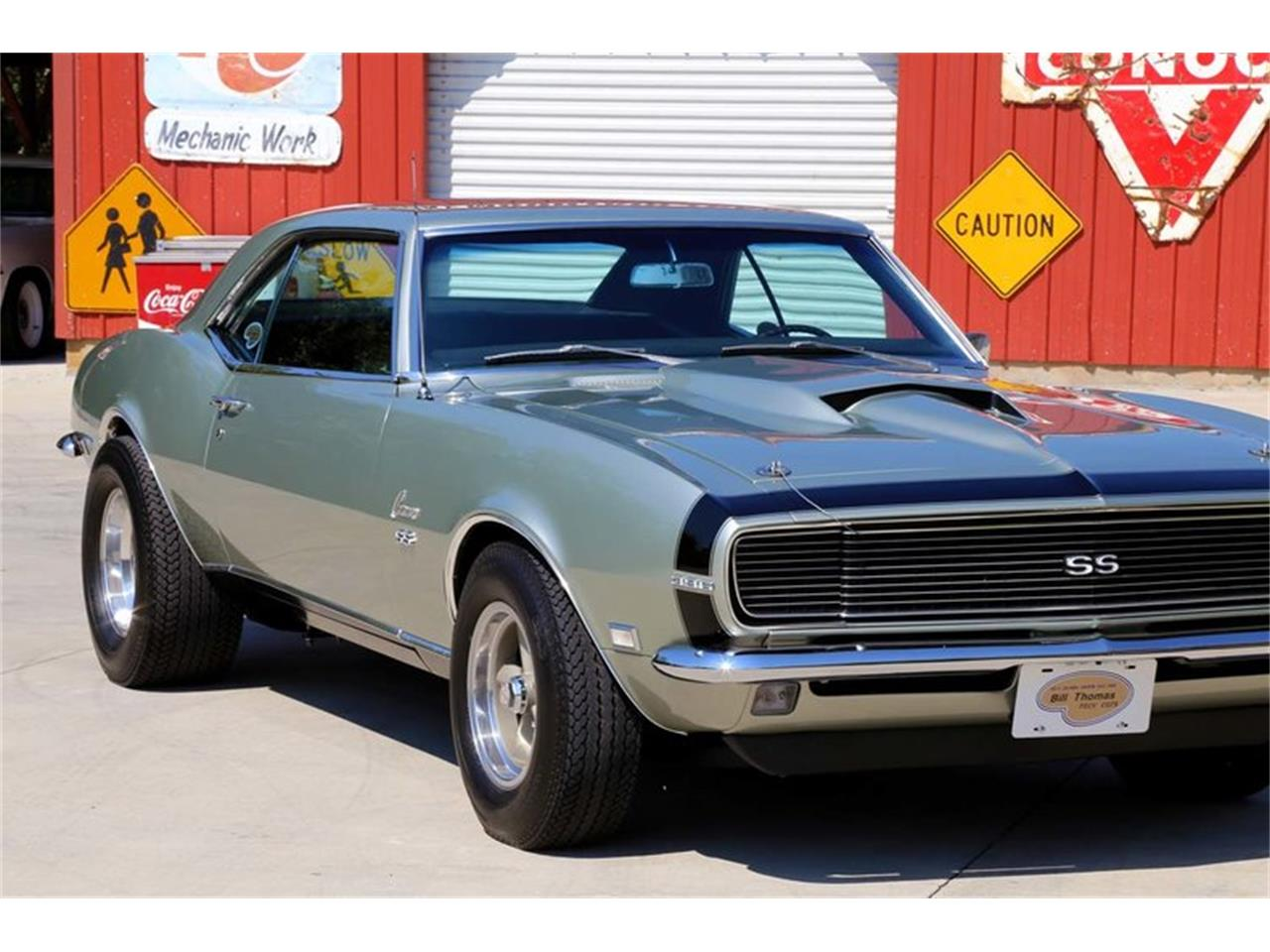 Large Picture of '68 Chevrolet Camaro located in Tennessee Offered by Smoky Mountain Traders - N6SC