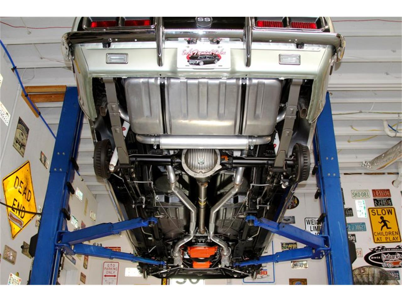 Large Picture of Classic '68 Camaro Offered by Smoky Mountain Traders - N6SC