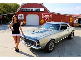 Picture of Classic '68 Chevrolet Camaro located in Lenoir City Tennessee Offered by Smoky Mountain Traders - N6SC
