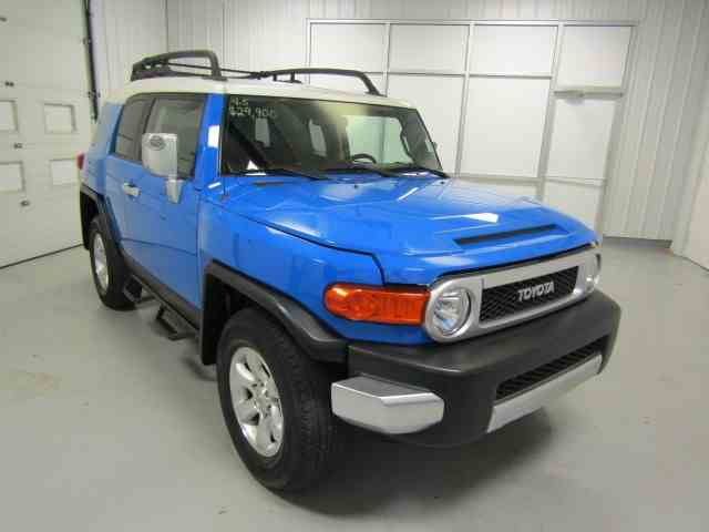 Picture of '07 FJ Cruiser - N6SH