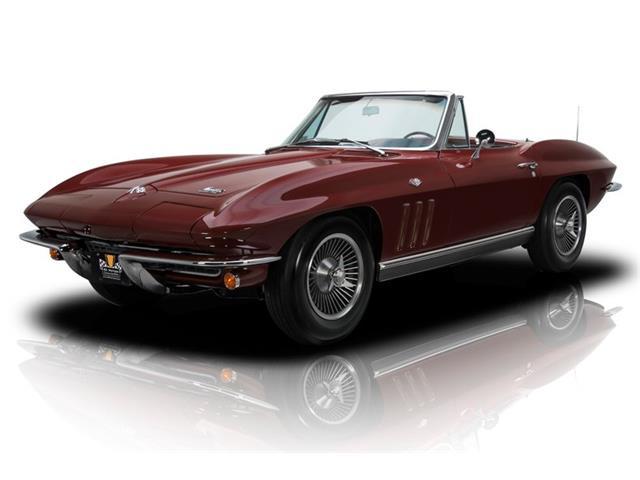 Picture of '66 Corvette - N6SI
