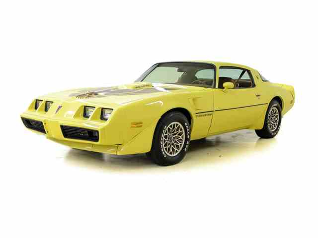 Picture of '79 Firebird - N6SX