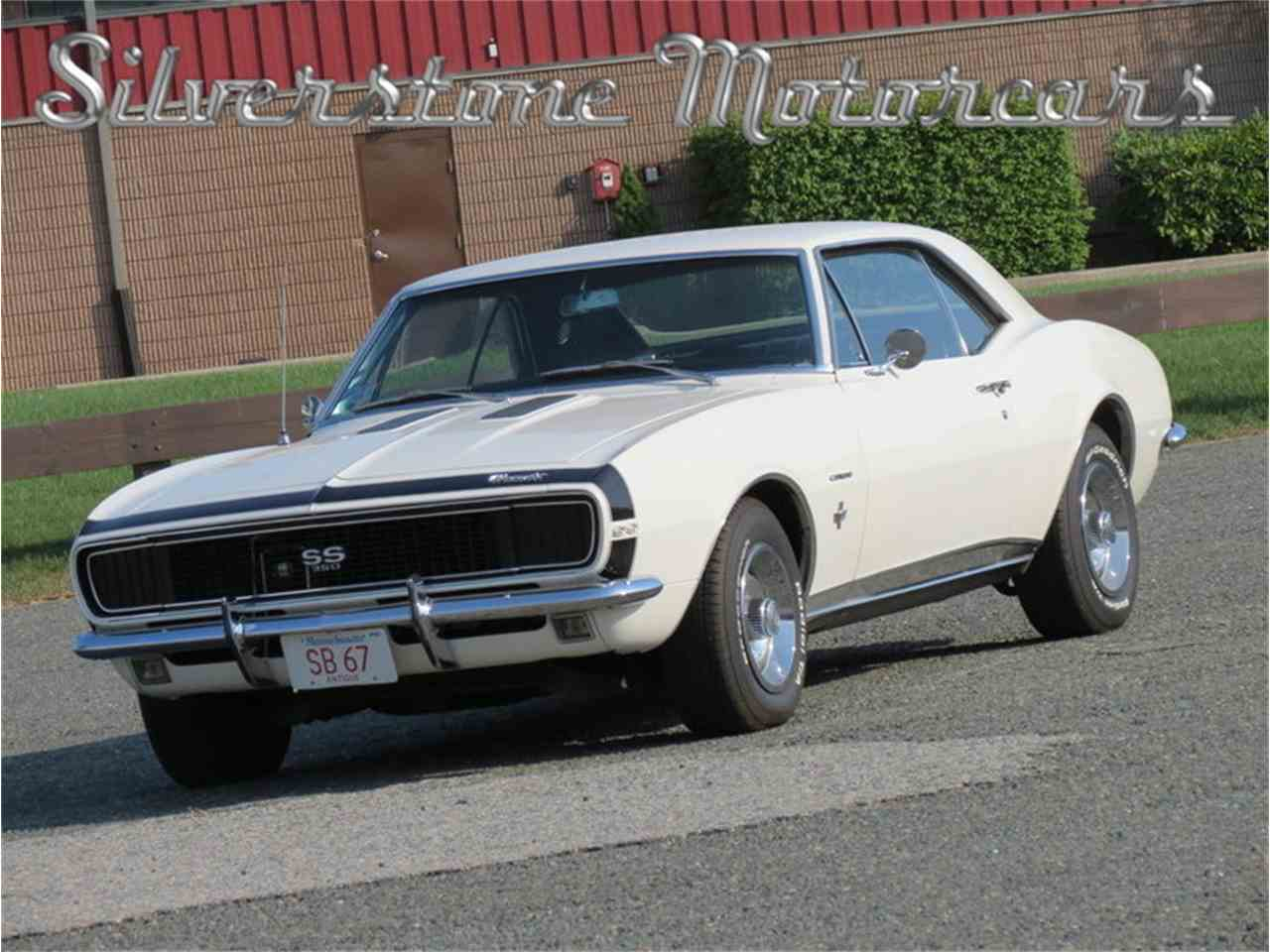 1967 Chevrolet Camaro Ss For Sale Classiccars Com Cc