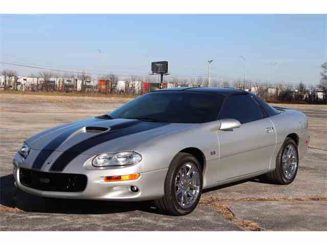 Picture of '02 Camaro Z28 - N6T1