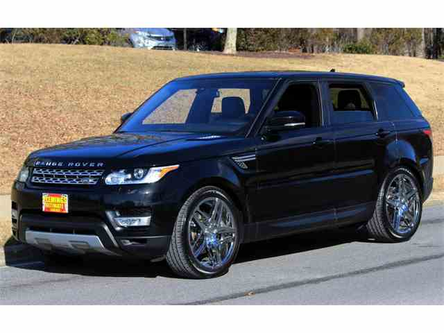 Picture of '16 Range Rover - N6T4