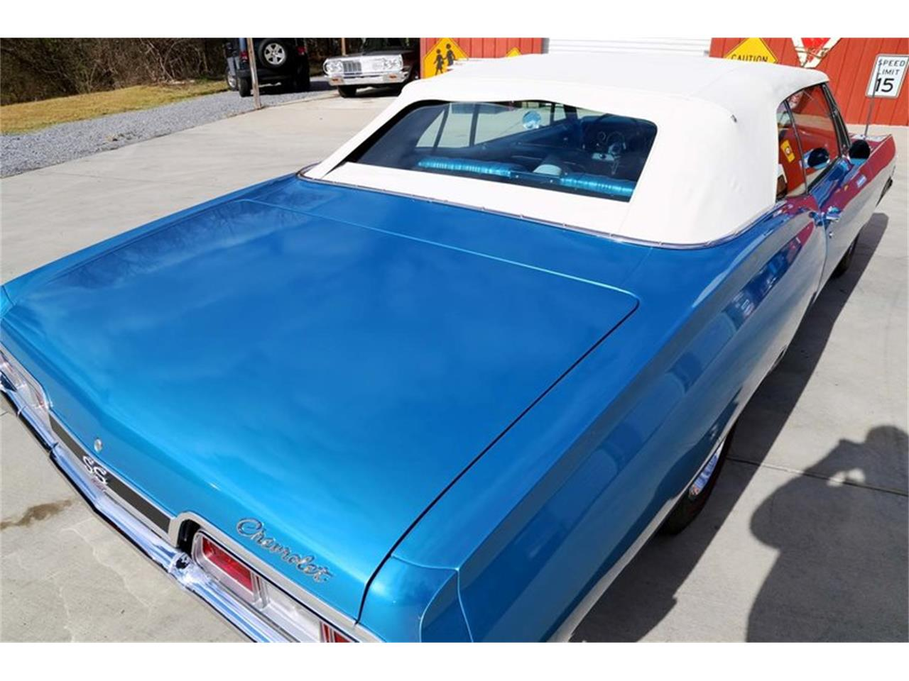 Large Picture of '67 Impala - N6TG