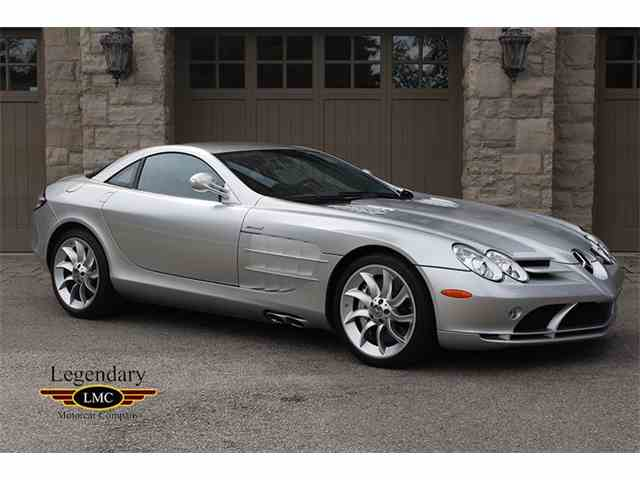 Picture of '05 SLR McLaren - N6TL