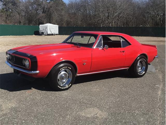 Picture of '67 Chevrolet Camaro - $32,500.00 Offered by  - N6U4