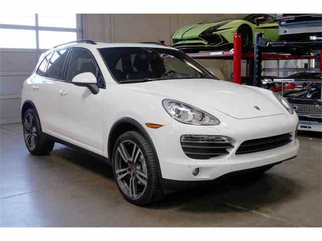 Picture of '13 Cayenne - N6U5
