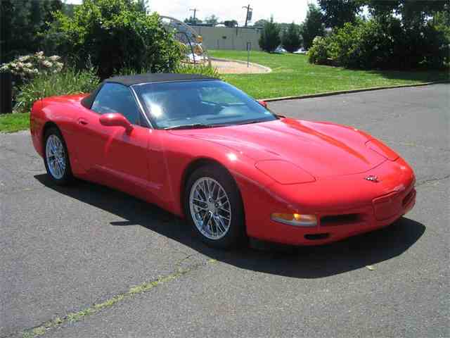 Picture of '98 Corvette - N5HF