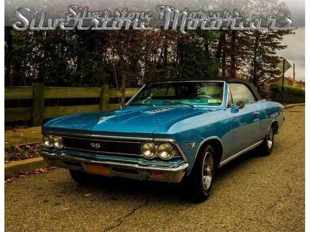 Picture of '66 Chevelle - N6UL
