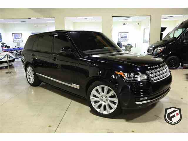 Picture of '16 Range Rover - N6UQ