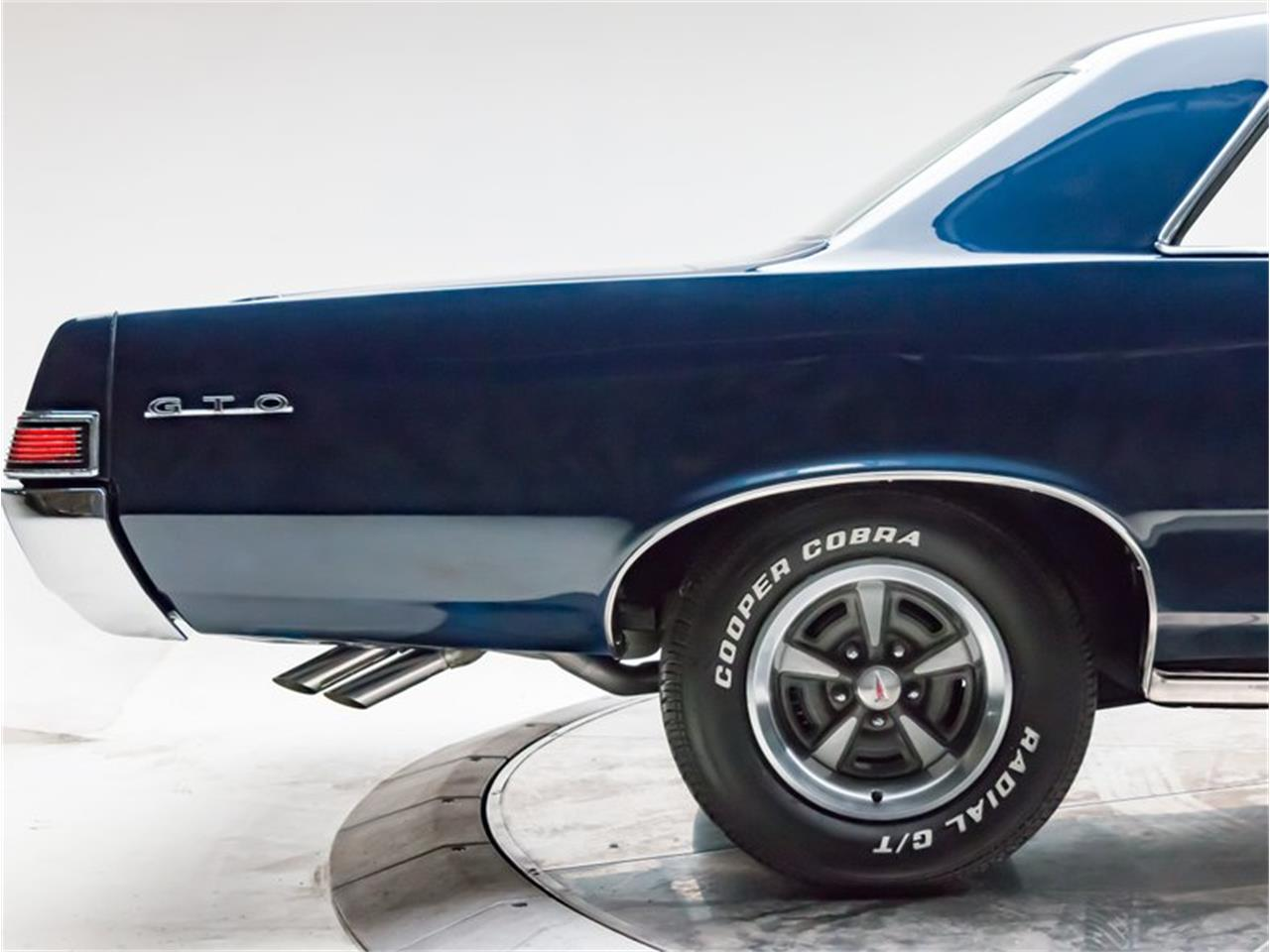 Large Picture of '65 Pontiac GTO located in Cedar Rapids Iowa Offered by Duffy's Classic Cars - N6UR
