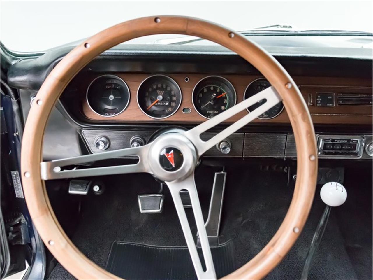 Large Picture of Classic 1965 Pontiac GTO located in Iowa Offered by Duffy's Classic Cars - N6UR