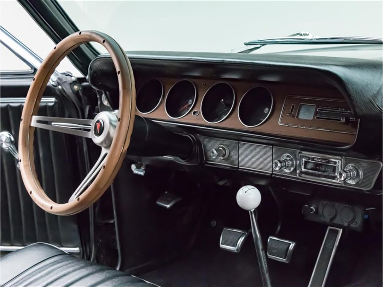Large Picture of Classic '65 Pontiac GTO located in Cedar Rapids Iowa Offered by Duffy's Classic Cars - N6UR