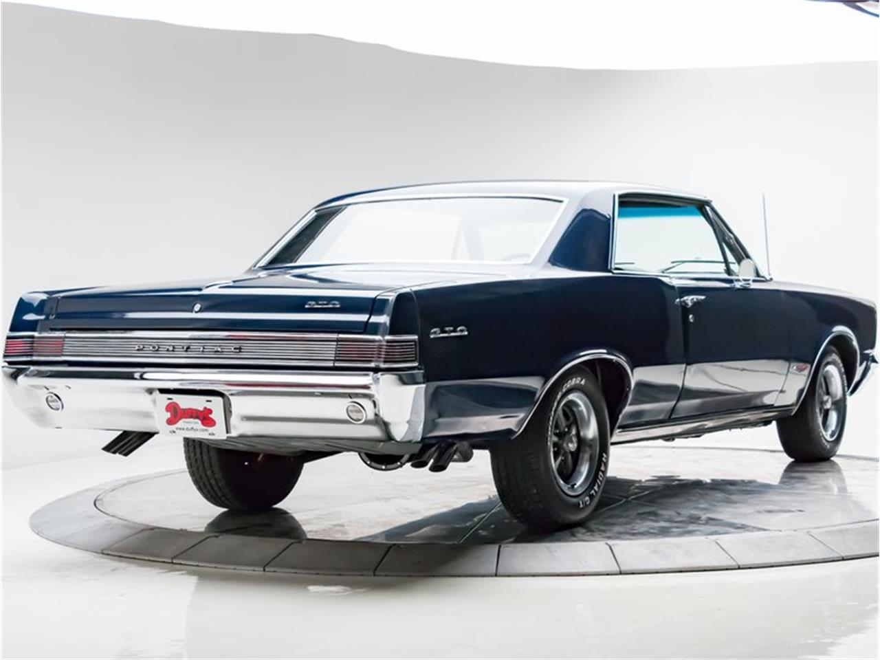 Large Picture of '65 Pontiac GTO - $37,950.00 Offered by Duffy's Classic Cars - N6UR