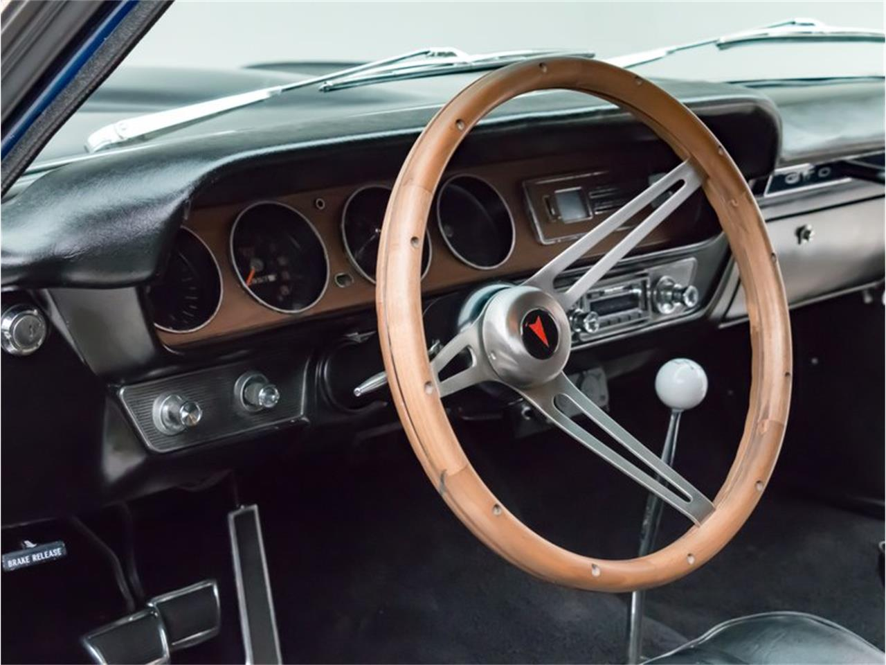 Large Picture of Classic 1965 GTO - N6UR