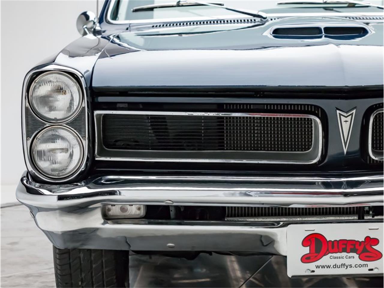 Large Picture of Classic 1965 GTO located in Cedar Rapids Iowa - N6UR