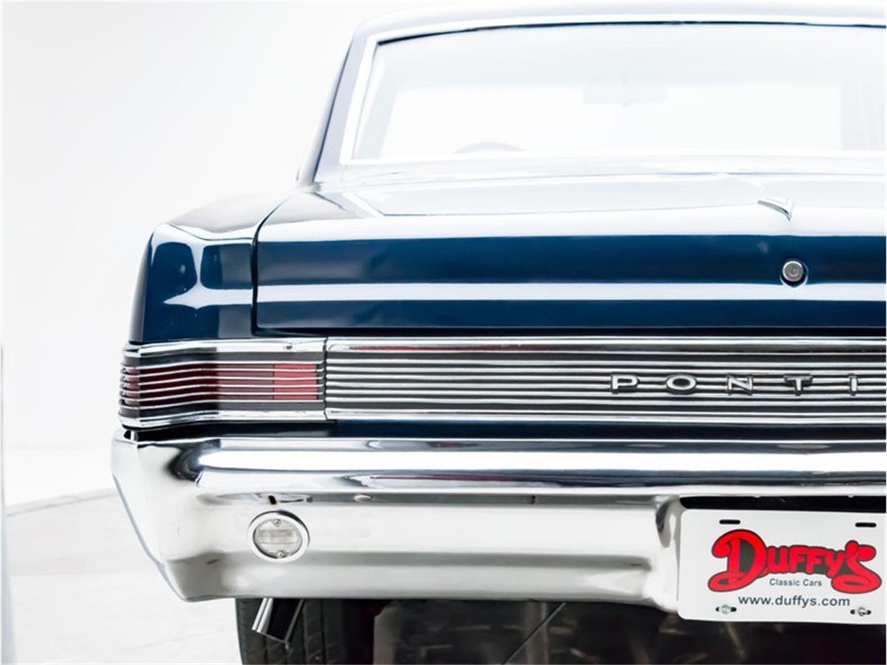 Large Picture of 1965 GTO - N6UR