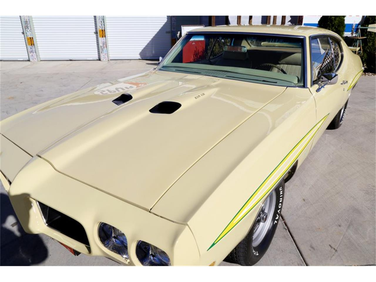 Large Picture of '70 GTO - N6UT