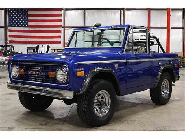 1970 ford bronco for sale on. Black Bedroom Furniture Sets. Home Design Ideas