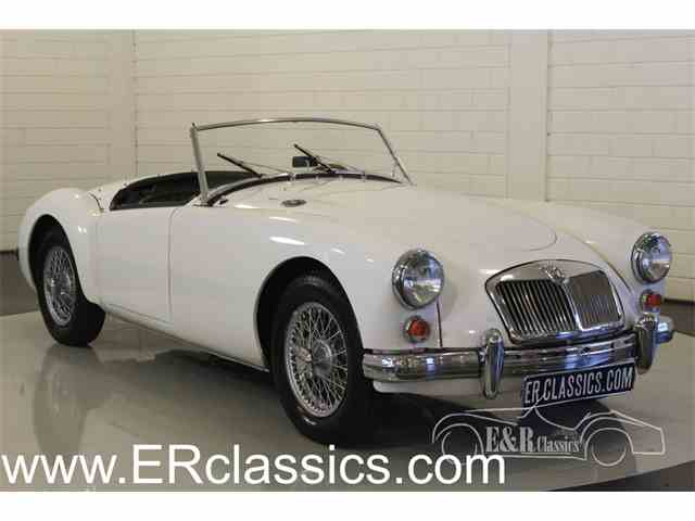 Picture of '61 MGA - N5HK