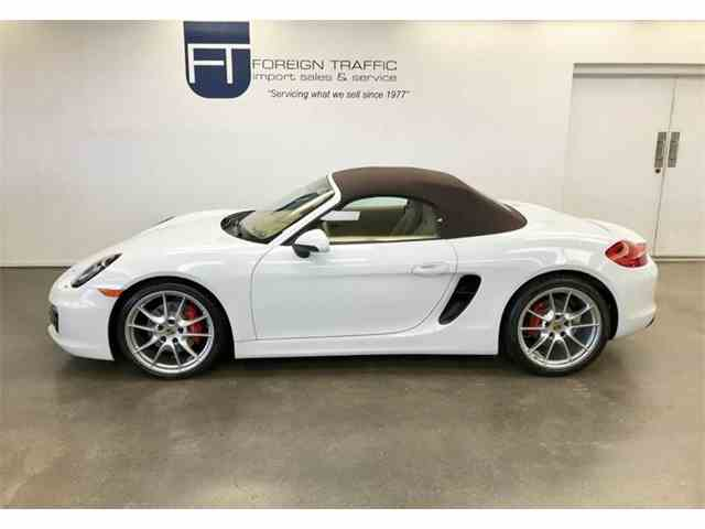 Picture of '15 Boxster - N6VV