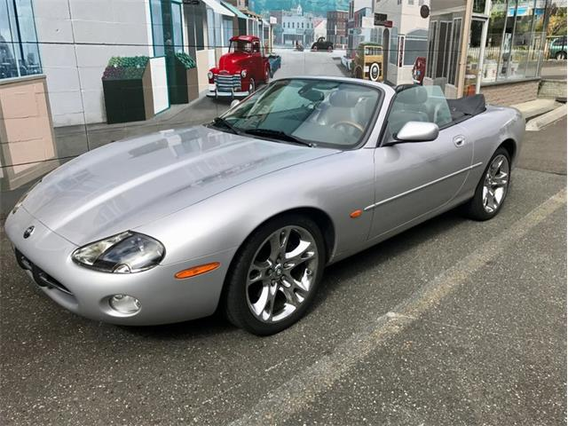 Picture of '03 Jaguar XK8 located in Seattle Washington - $14,995.00 - N6VX