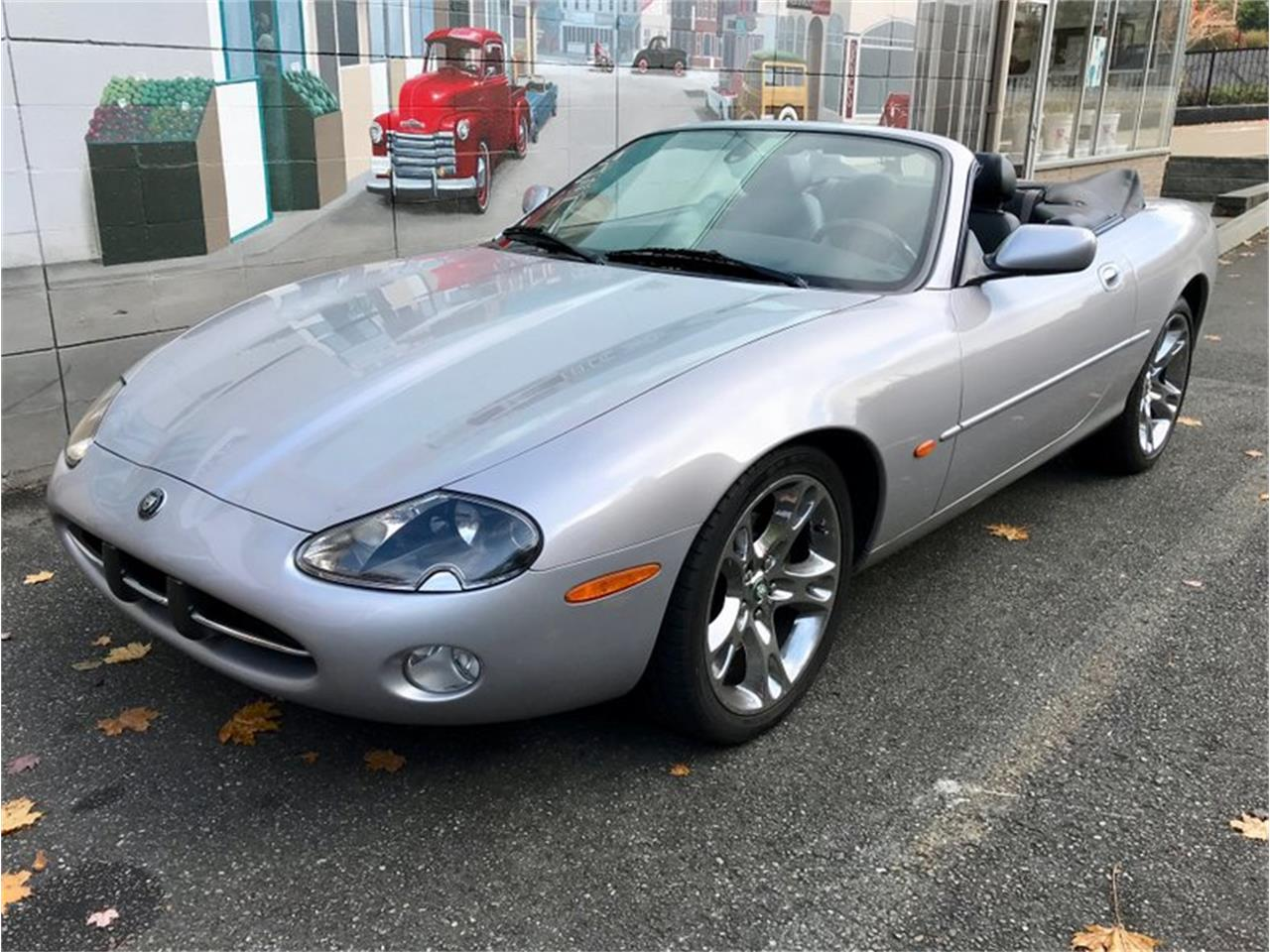 Large Picture of '03 XK8 - N6VX