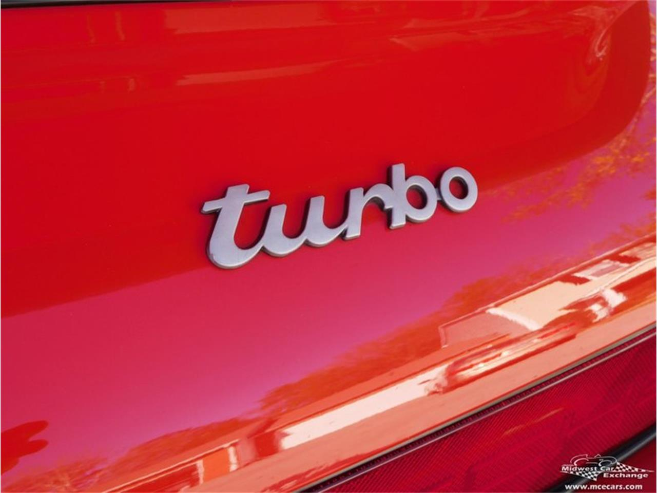 Large Picture of '88 930 Turbo - N6W4