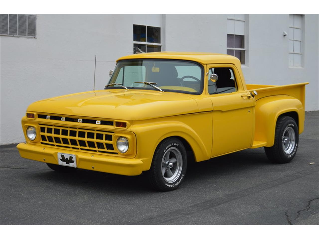 Large Picture of Classic 1965 F100 located in Springfield Massachusetts - N5HN