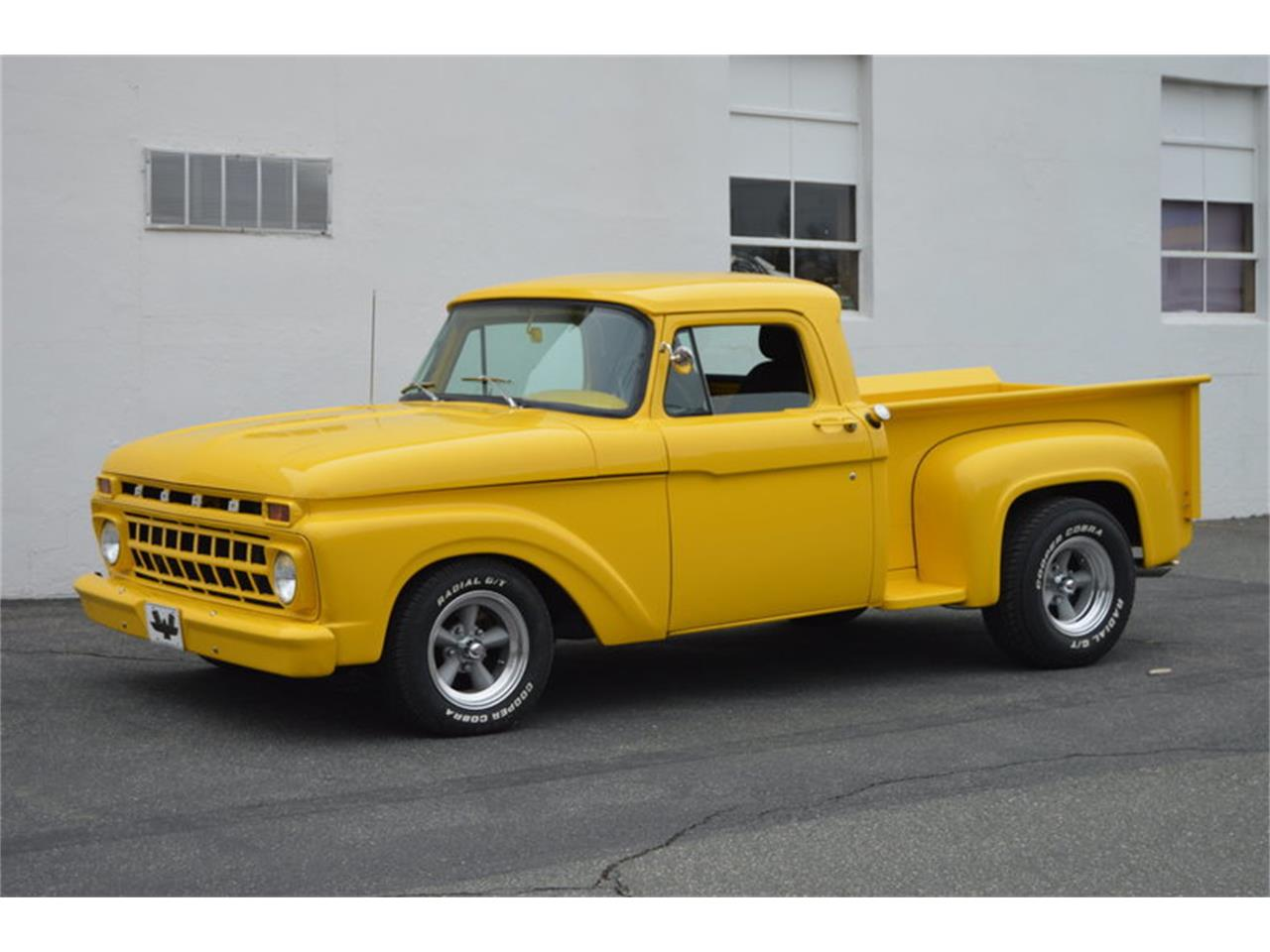 Large Picture of Classic 1965 Ford F100 located in Massachusetts - $24,990.00 Offered by Mutual Enterprises Inc. - N5HN