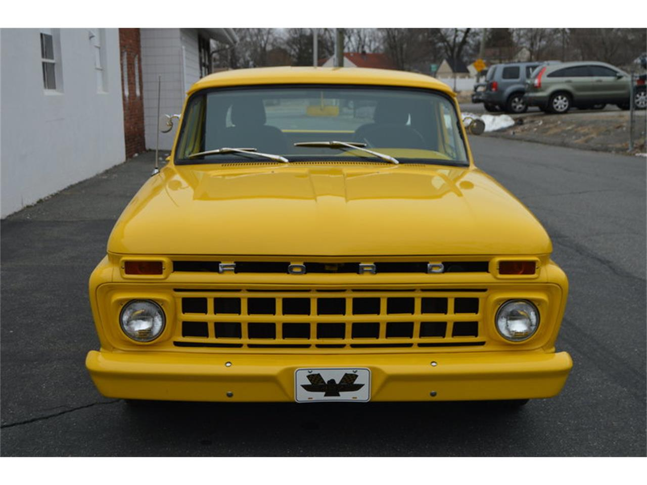Large Picture of Classic 1965 F100 located in Springfield Massachusetts Offered by Mutual Enterprises Inc. - N5HN