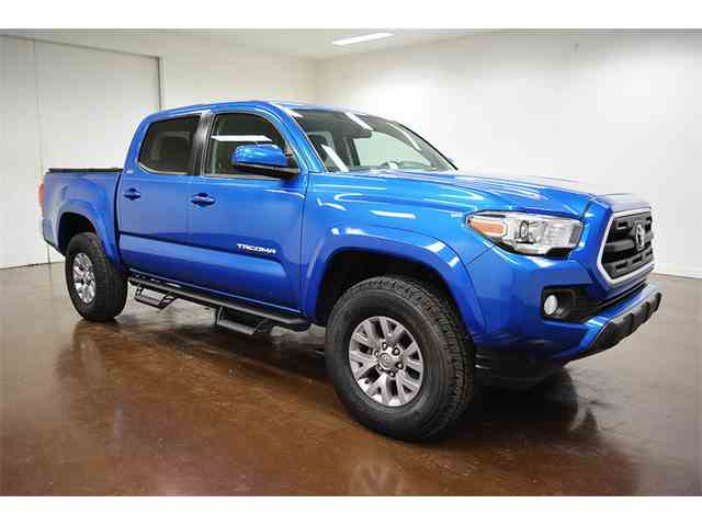 Picture of '16 Tacoma - N6WE