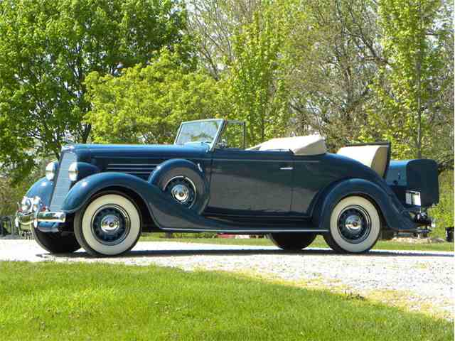 Picture of Classic '35 46 C located in Volo Illinois Offered by Volo Auto Museum - N6WG
