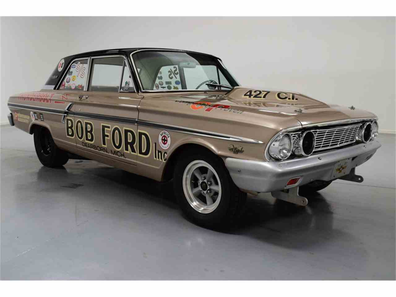 1964 ford fairlane for sale cc 1082033 for Edge motors mooresville nc