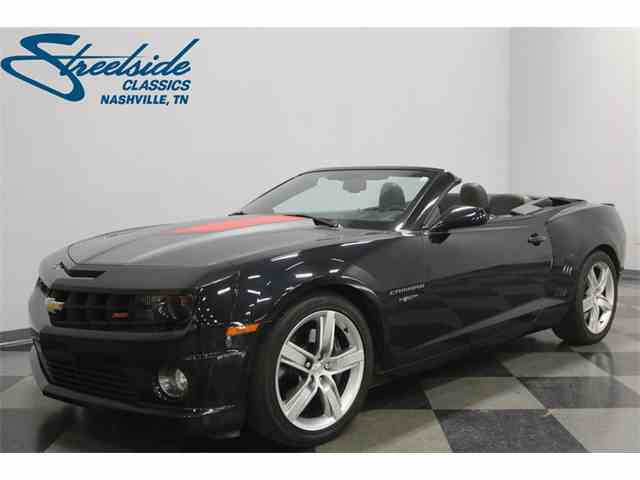 Picture of '12 Camaro - N6WJ