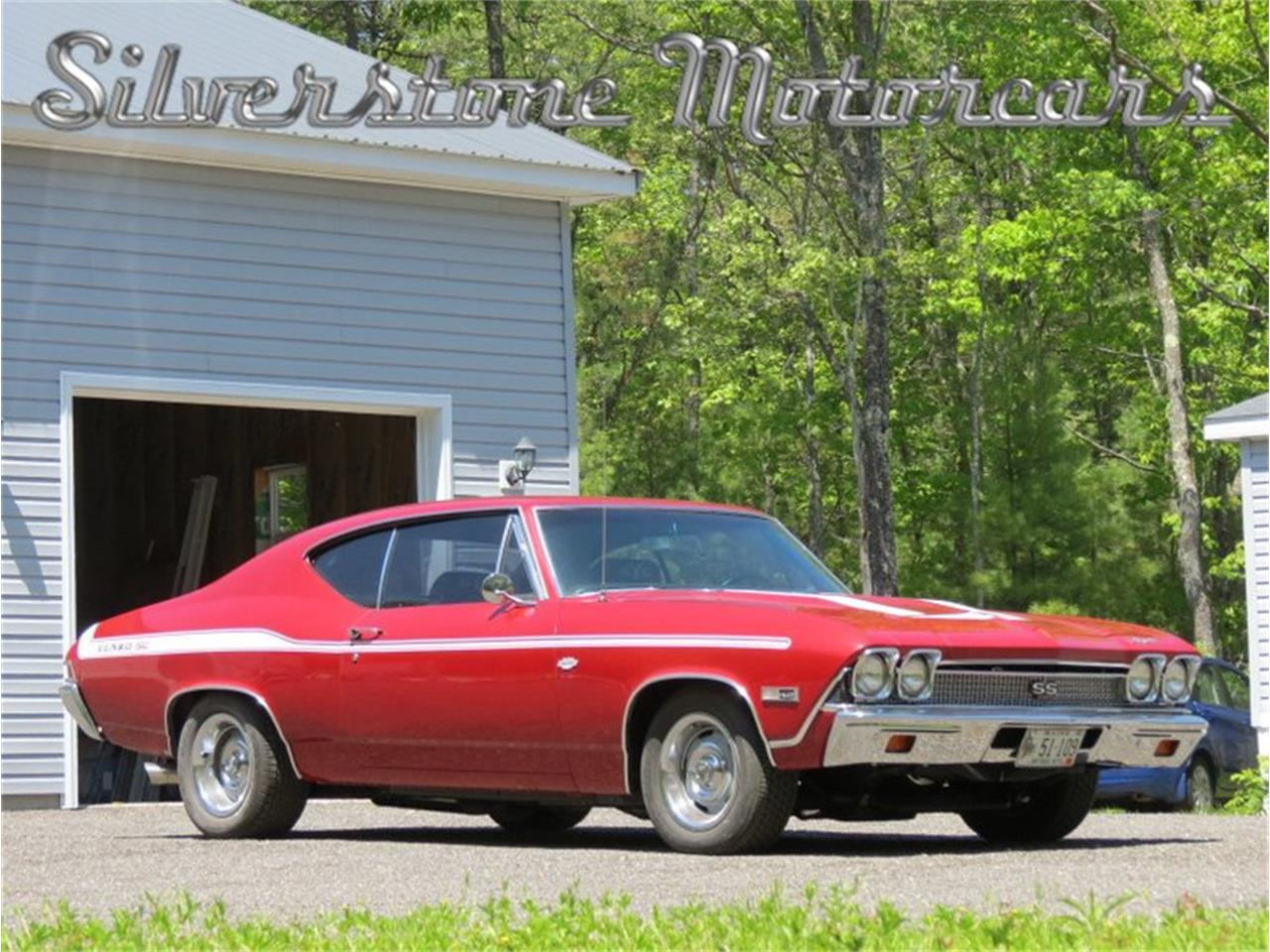 Large Picture of '68 Chevelle - N6WR