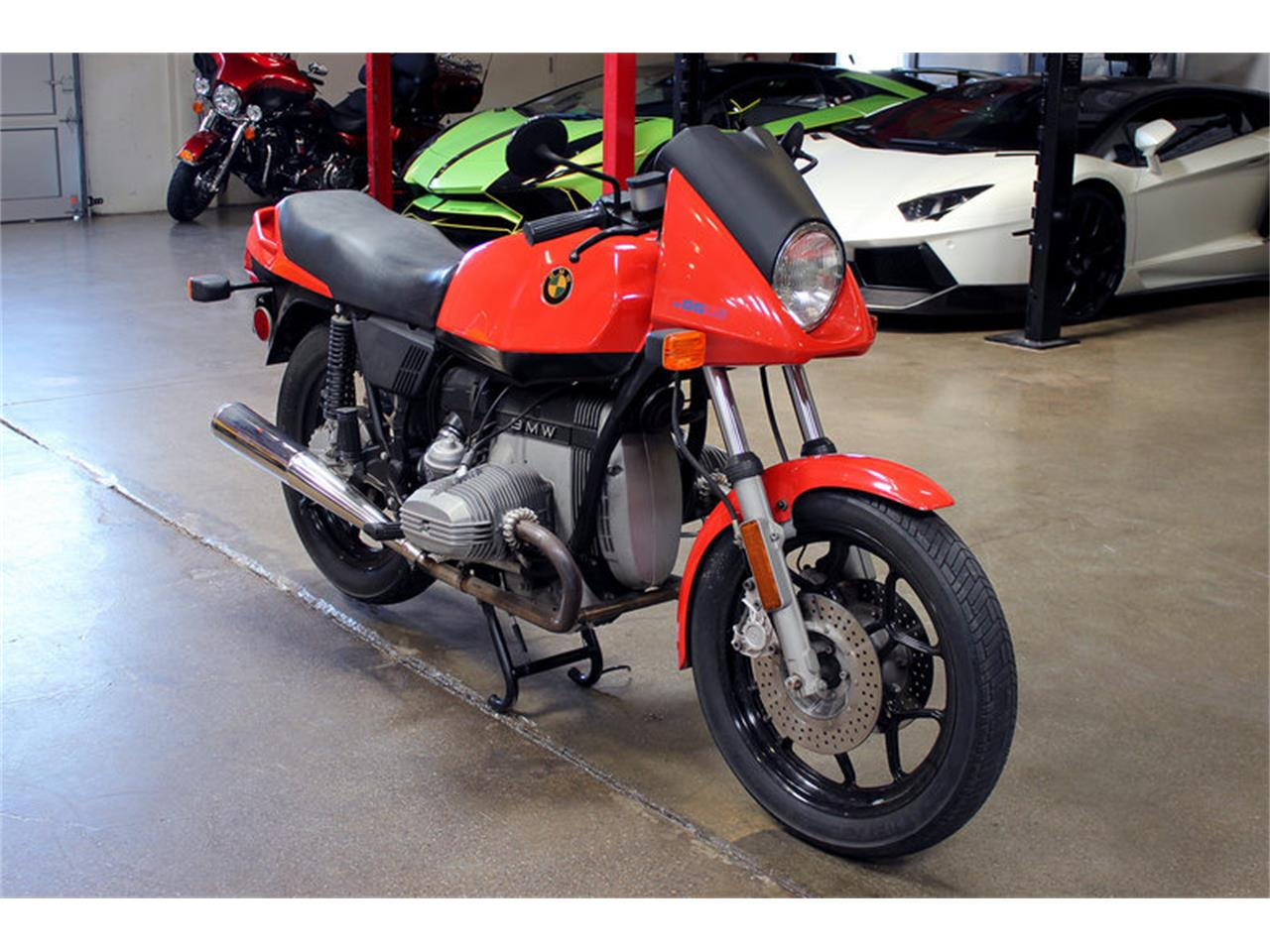 1982 Bmw Motorcycle For Sale Classiccars Com Cc 1082051