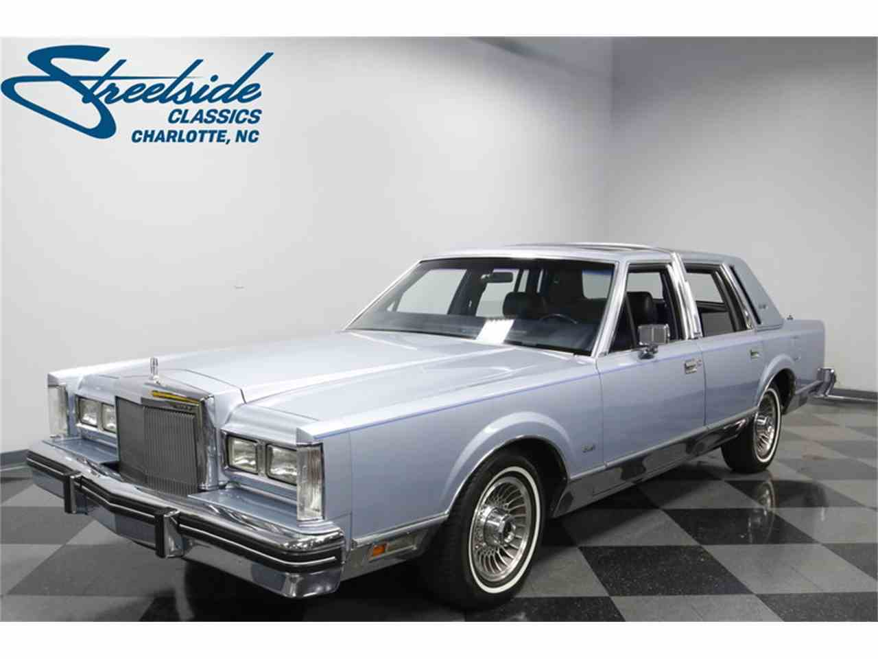 1984 Lincoln Town Car for Sale | ClicCars.com | CC-1082057