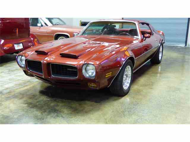 Picture of '73 Firebird Formula - N5HR