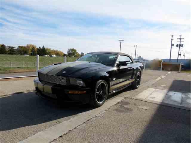 Picture of '07 Mustang - N6Y3