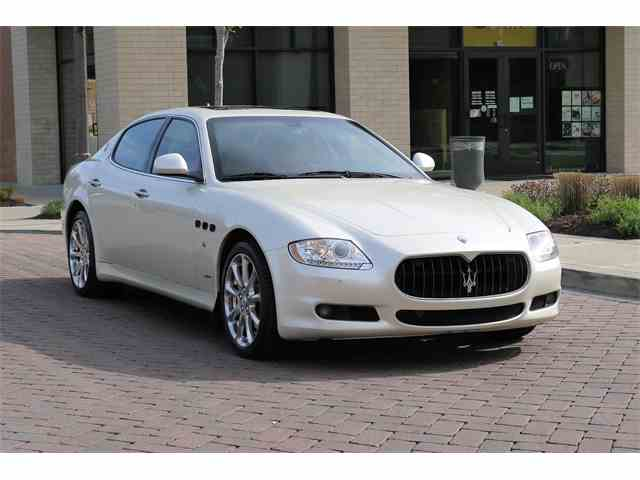 Picture of '10 Quattroporte - N6Y5