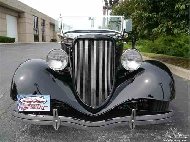 Picture of '34 Roadster - $48,900.00 - N6Y6