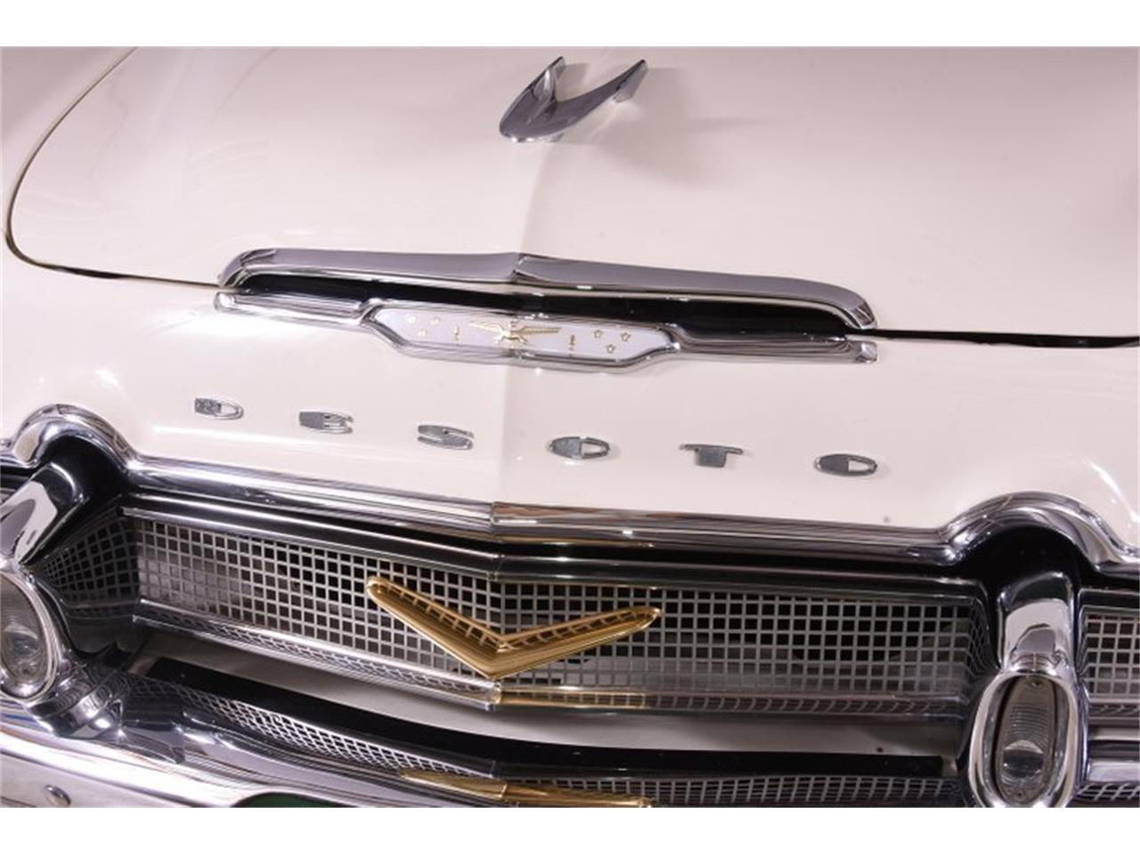 Large Picture of Classic 1956 DeSoto Firedome located in Volo Illinois - $26,998.00 Offered by Volo Auto Museum - N6Y7