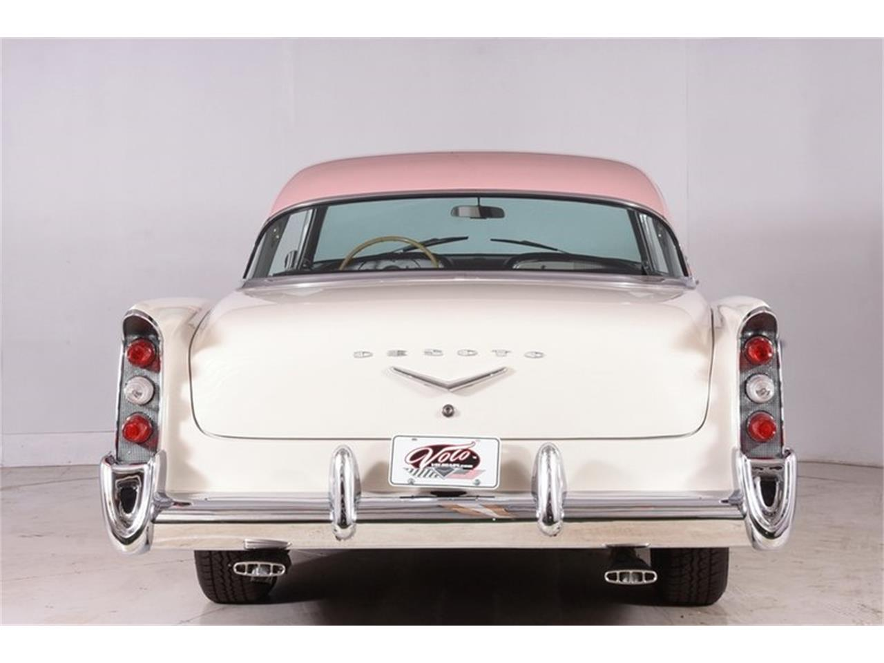 Large Picture of 1956 DeSoto Firedome located in Volo Illinois Offered by Volo Auto Museum - N6Y7